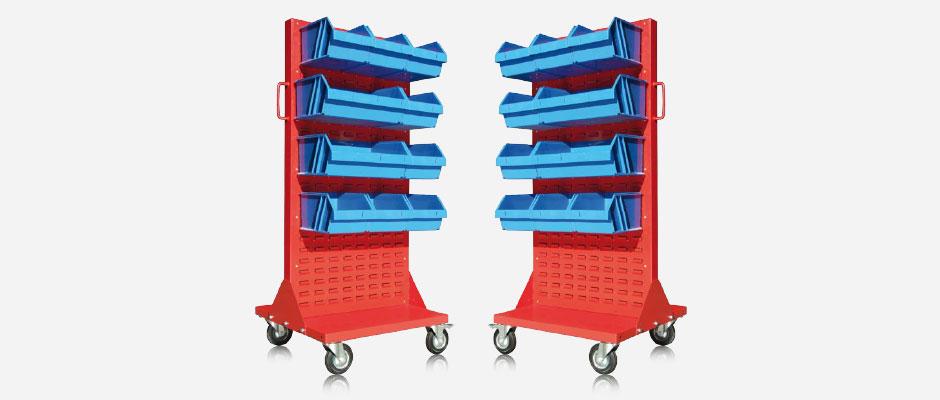 Linefeed Trolleys Boscotek